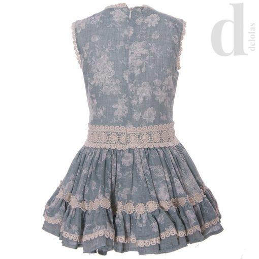 Vestido bolero Chari Sierra Verano 2018