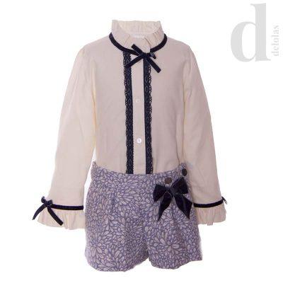 conjunto-pantalon-corto-dolce-petit-invierno