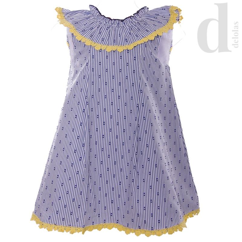 Vestidos rectos verano