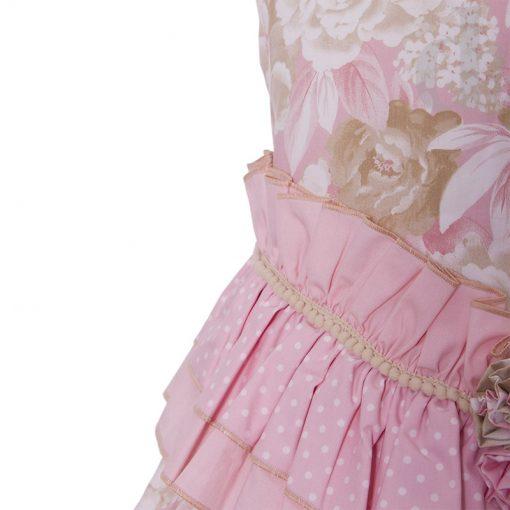 vestido-rosa-estamapado-nekenia-verano 2018