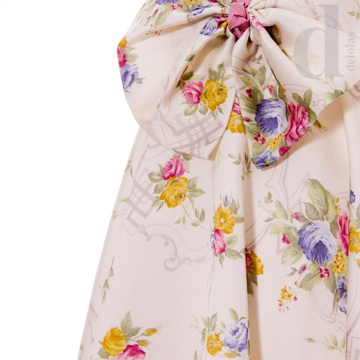 vestido-flores-carmen-taberner- verano 2018
