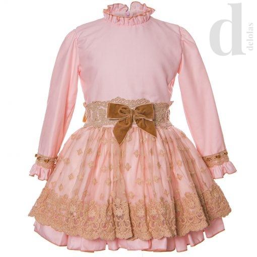 Vestido TB Princess La Amapola