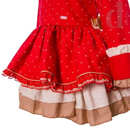 Vestido TB Wonderland La Amapola