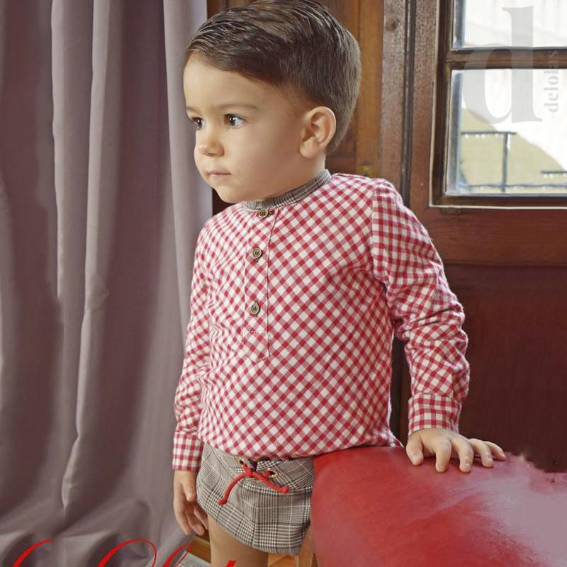 53fe8d805 Conjunto niño ranita Nogal Lolittos-Colección Otoño Invierno 2018/2019.