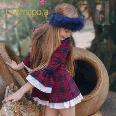 vestido evase style la amapola