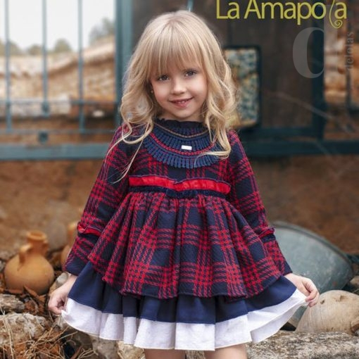 vestido vuelo style la amapola